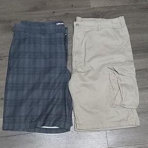 Bundle of men's shorts